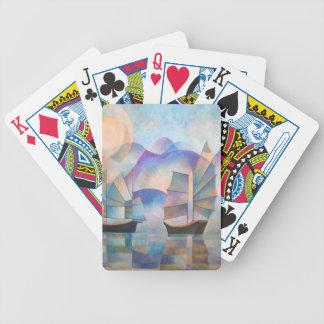 Schatten der Ruhe Bicycle Spielkarten