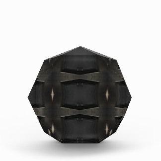 Schatten des grauen klassischen Holzkohlen-Musters Auszeichnung