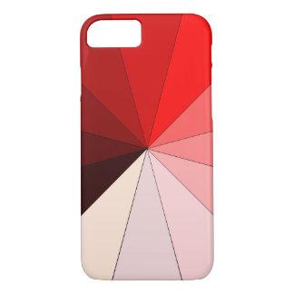 Schatten des Rotes iPhone 8/7 Hülle