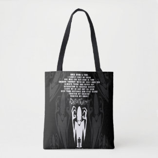 Schatten-Gedicht Tasche