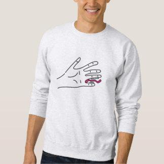 Schatten-Marionette Sweatshirt