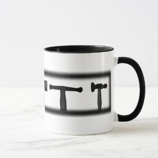 Schatten-Tasse Tasse
