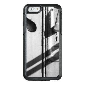 Schatten-Tür-Griff-abstrakte Telefon-Kasten-Kunst OtterBox iPhone 6/6s Hülle