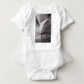 Schatten und Flugzeuge Baby Strampler