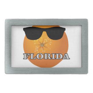 Schatten von Florida Rechteckige Gürtelschnalle