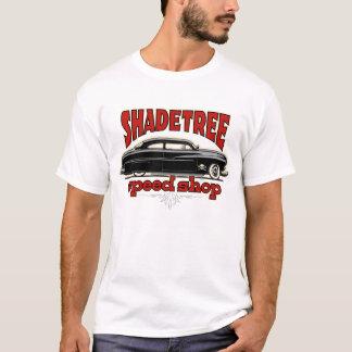 Schattenbaum-Geschwindigkeits-Geschäfts-Gewohnheit T-Shirt