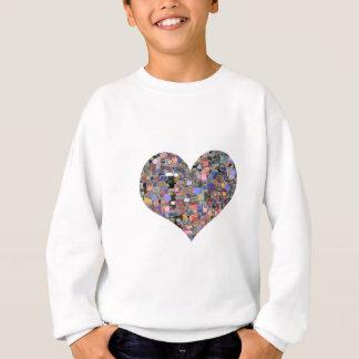 Schatz-Blumenmarmore T-shirt