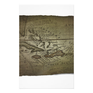 Schatz-Karte Briefpapier
