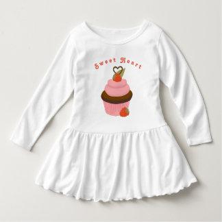 Schatz-Kuchen-Kleid für Mädchen Kleid