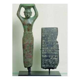 Schatz von Amar-Sünde König von Ur, c.2040 BC Postkarte