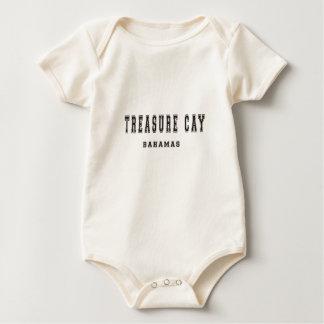 SchatzCay Bahamas Baby Strampler