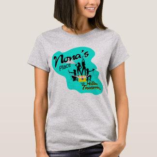 Schätze Nonas Platz-w/Hidden T-Shirt
