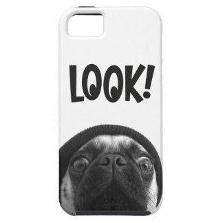 SCHAUEN Sie es ist Lola der Mops iPhone 5 Hüllen