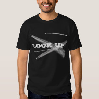Schauen Sie oben Hemden
