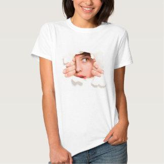 SCHAUEN Sie T-shirt