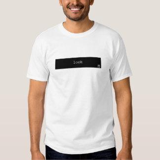 schauen Sie Tshirt
