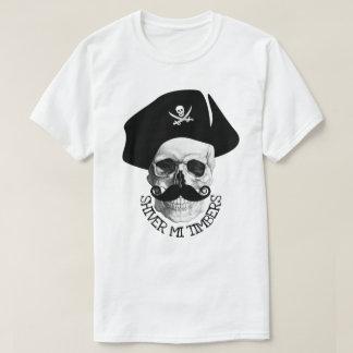 Schauer-MI-Bauhölzer T-Shirt