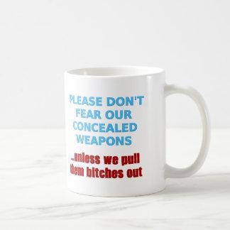 Schaukeln Sie das CCW Kaffeetasse
