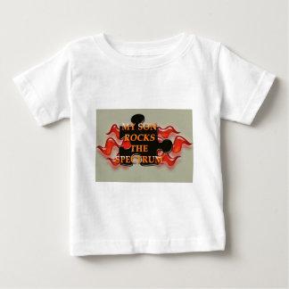 Schaukeln Sie das Spektrum! Baby T-shirt