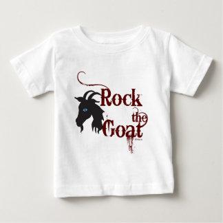 Schaukeln Sie die Ziege Baby T-shirt
