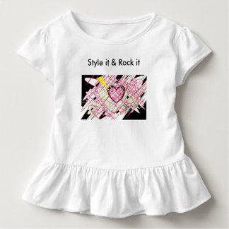Schaukeln Sie es Kleinkind T-shirt