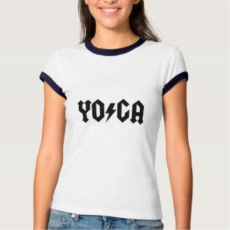 Schaukeln Sie Ihr Yoga Tshirts