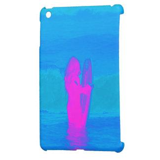 Schäumen des Neons iPad Mini Hülle