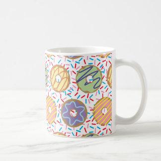 Schaumgummiringe mit besprüht Kaffee-Tasse Kaffeetasse