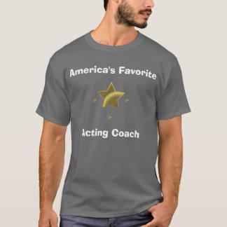 Schauspiel-Zug: Amerikas Liebling T-Shirt