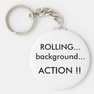 Schauspieler-Set Keychain Schlüsselanhänger