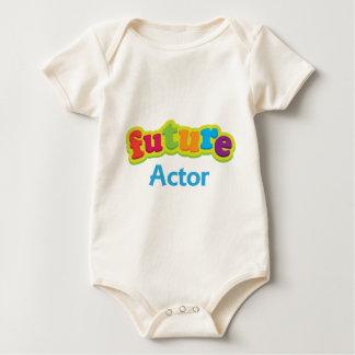 Schauspieler (Zukunft) für Kind Baby Strampler