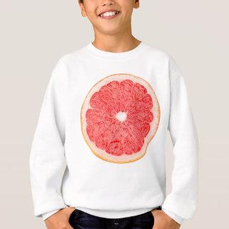 Scheibe der Pampelmuse Sweatshirt