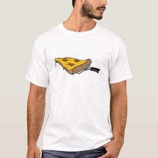 Scheibe der Pizza T-Shirt
