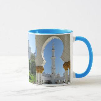 Scheich Zayed Grand Mosque 1 Tasse