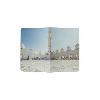 Scheich Zayed Grand Mosque, Abu Dhabi Passhülle