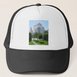 Scheich Zayed Grand Mosque Domes Truckerkappe