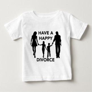 Scheidung Baby T-shirt