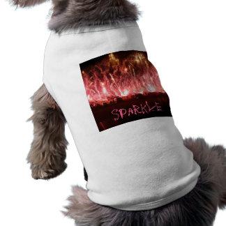 Schein-Hündchen T T-Shirt