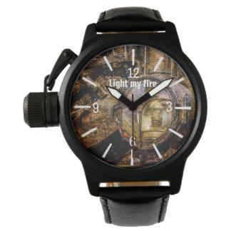 Scheinwerfer - beleuchten Sie mein lustiges Uhr