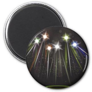 Scheinwerfer Runder Magnet 5,1 Cm