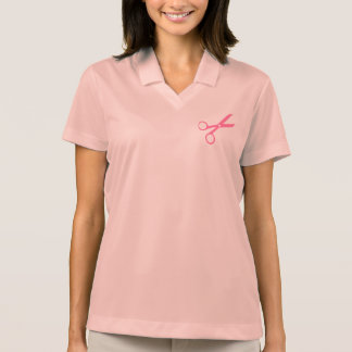 Scheren für Friseur-Polo-Shirt Polo Shirt