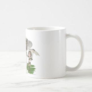 Scherzende Elfe Kaffeetasse