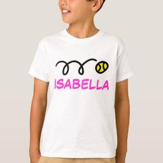 Scherzt personalisierten NamensT - Shirt der