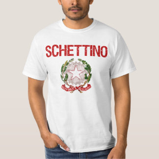 Schettino Italiener-Familienname T-Shirt