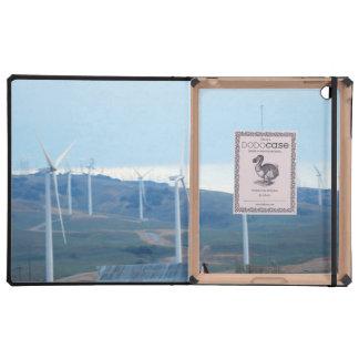 Scheune und Windmühlen iPad Etuis