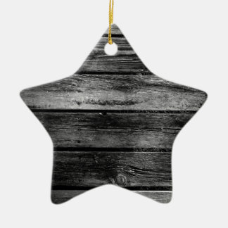 Scheunen-Holz Keramik Ornament