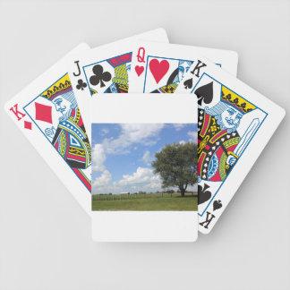 Scheunen-Tage Bicycle Spielkarten