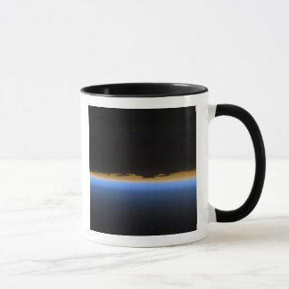 Schichten Atmosphäre der Erde Tasse
