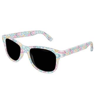 Schicke Girly glänzende Diamant-Edelsteine Brille