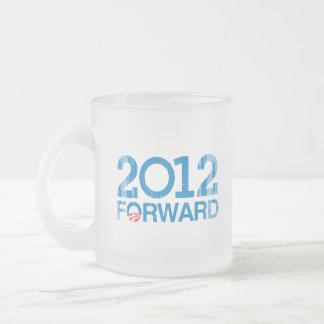 Schicken Sie 2012 Vintag nach Matte Glastasse